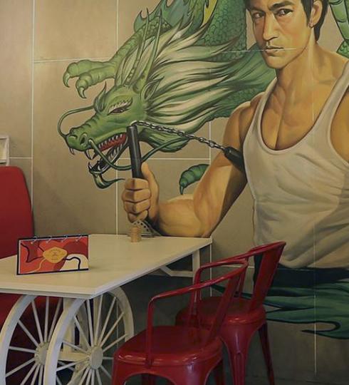Orange Wok - Restaurant